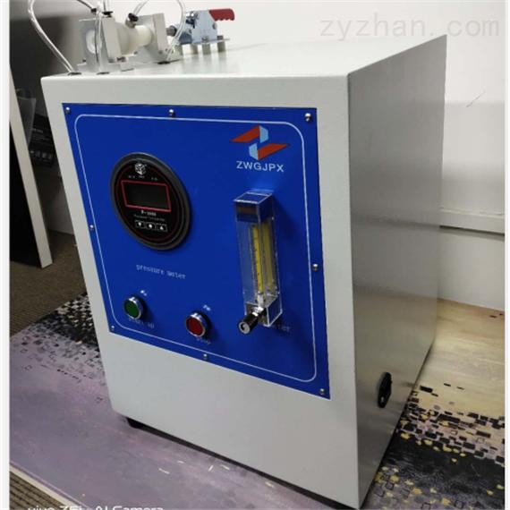 Description of the principle and test procedure of the flame retardant tester for melt blown filter media