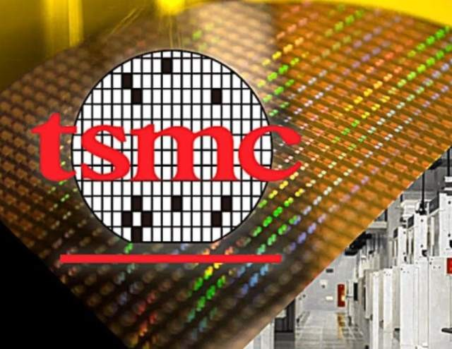 TSMC's Nanjing 28nm expansion project is going to be yellow?